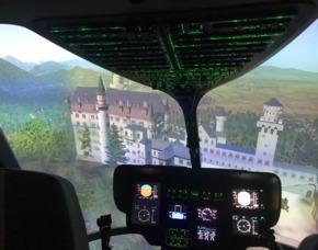 Hubschrauber Simulator Füssen