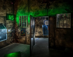Escape Room - JSMD - Fellbach 2-4 Personen – 60 Minuten