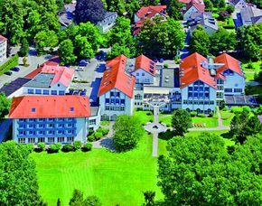 Kurzurlaub inkl. 120 Euro Leistungsgutschein - Hotel Sonnengarten - Bad Wörishofen Hotel Sonnengarten