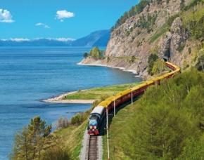 Bahnreisen Moskau