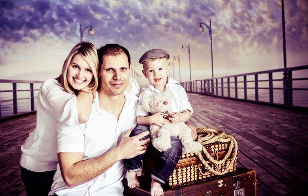 Familien Fotoshooting in Hamburg als Geschenkidee | mydays