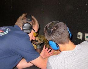 Schießsport - Kurz- und Langwaffe - Maxhütte-Haidhof Schießtraining mit Pistolen und Gewehren - 3 Stunden