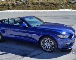 Ford Mustang fahren - 1 Tag Fr-So 5.0 V8 Cabrio - 1 Tag von Fr. - So.