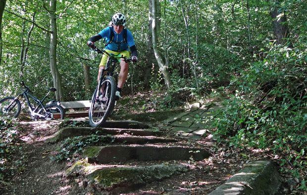 mountainbike-kurs-brackenheim-fahren