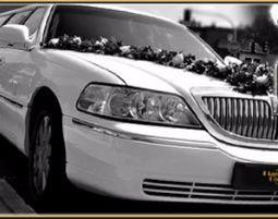 Junggesellenabschied - Limousinentour - elegant - 2 Stunden Weiße Limo für bis zu 9 Personen, ca. 2 Stunden