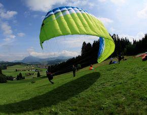 Gleitschirm-Schnupperkurs Obermaiselstein