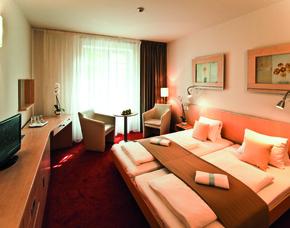 Kurzurlaub inkl. 80 Euro Leistungsgutschein - Spa Hotel Felicitas - Podebrady Spa Hotel Felicitas