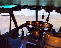 Hubschrauber-Simulator - Bell UH-1 Huey - 30 Minuten Hubschrauber Bell UH-1 Huey - 40 Minuten