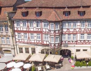 Städtetrip Schwäbisch Hall 2 Tage / 1 Übernachtung Hotel Goldener Adler - inkl. Frühstücksbuffet