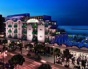 Kurzurlaub inkl. 120 Euro Leistungsgutschein - Hotel Lungomare - Villamarina di Cesenatico Hotel Lungomare