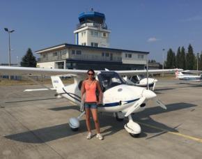 Rundflug im Ultraleichtflugzeug - 30 Minuten - Kamenz 30 Minuten
