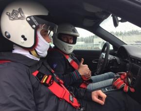 Renntaxi Nurburgring Mydays