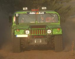 Hummer H1 offroad fahren - 30 Minuten Hummer H1 - 25 Minuten