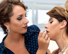 Make up Workshop - Essen Wahl zwischen Tages- oder Abendmake-ups