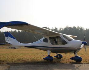Flugzeug-Rundflug - Ultraleichtflugzeug - 45 Minuten Ultraleichtflugzeug - 45 Minuten