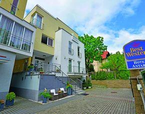 Kurzurlaub inkl. teilweise Leistungsgutschein - Best Western Hotel Antares - Bratislava Best Western Hotel Antares