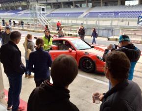 Porsche 911 GT 3 RS Rennstreckentraining - Nürburg Porsche 911 GT 3 RS - 10 Runden - Nürburgring - Grand-Prix-Strecke