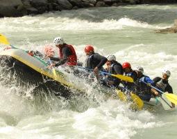 Wildwasser - Wochenende - Schneizlreuth Rafting und Kanu-Tour