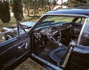 Mustang Oldtimer fahren - Wochenende Mustang Oldtimer fahren - Wochenende