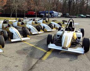 Formel Rennwagen fahren - 3 Runden - Hockenheimring Formel Rennwagen - Hockenheimring - 3 Runden