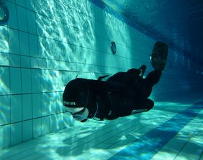 SSI Basic Freediving - Kempten SSI Basic Freediving, Pool - ca. 6 Stunden
