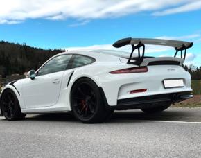 Porsche 911 GT3 RS - 6 Stunden Raum St Gallen Porsche 911 GT3 RS - 6 Stunden