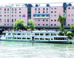Kurzurlaub inkl. teilweise Leistungsgutschein - IBB Hotel Passau  City Center - Passau IBB Hotel Passau  City Center