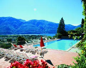 2x2 Übernachtungen - Hotel Ascona - Ascona Hotel Ascona
