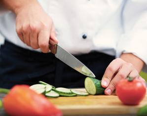 Kochen für Anfänger 4-Gänge-Menü, inkl. Getränke
