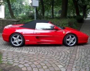Ferrari selber fahren - Ferrari F355 - 60 Minuten - Steinau Ferrari F355 - Ca. 60 Minuten