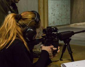 Schießtraining - Berlin Schießtraining mit Pistolen, Gewehren – 1,5 Stunden
