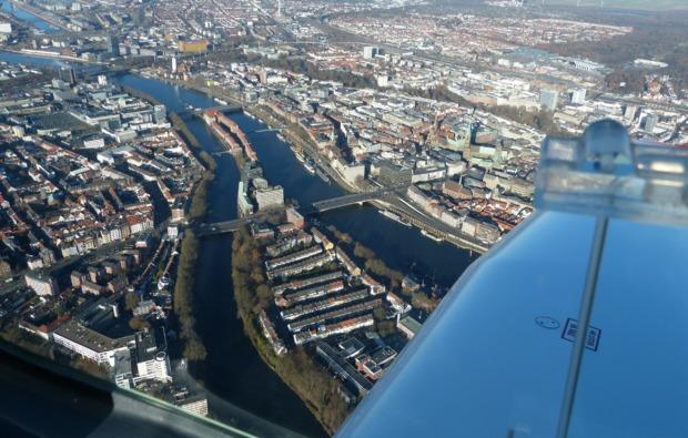 flugzeug-selber-fliegen-rotenburg-panorama