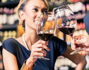 Weinverkostung von 5 Weinen