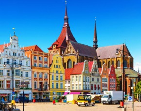 Erlebnishotels und Kurztrips in Rostock
