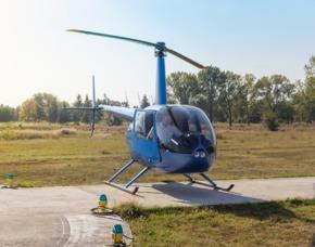 Romantik-Hubschrauber-Rundflug Bayreuth-Bindlach