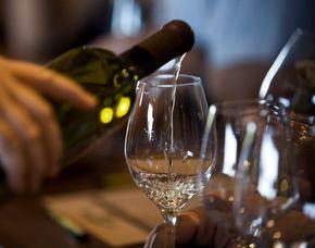 Weinverkostung von 3 Weinen mit Weinkellerführung