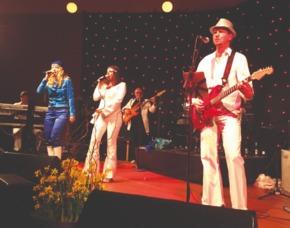 ABBA DINNER - The Tribute Dinnershow - 79 Euro - Maritim Hotel am Schlossgarten - Fulda Maritim Hotel am Schlossgarten - 4-Gänge-Menü