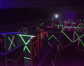 Lasertag - 2 Stunden - Manching 3 Spiele - 2 Stunden