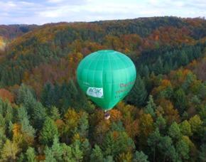 Ballonfahrt – 60-90 Minuten - Flugplatz Laupheim - Laupheim 60 - 90 Minuten