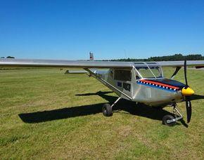 Flugzeug-Rundflug - Motorflugzeug - 90 Minuten Motorflugzeug - 90 Minuten