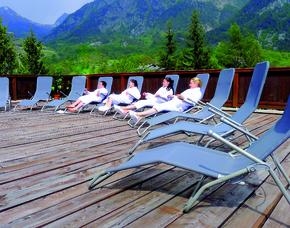 Kurzurlaub inkl. 80 Euro Leistungsgutschein - La Torretta Hotel - Challand Saint Anselme La Torretta Hotel