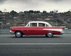 Chevrolet Bel Air - 3 Stunden 1957er Chevrolet Bel Air V8 - 3 Stunden