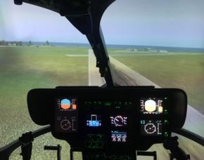 Hubschrauber Simulator in Füssen Eurocopter EC-135 – 60 Minuten