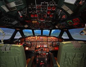 Flugsimulator - Caravelle - 2 Stunden SE210 Caravelle III - 2 Stunden