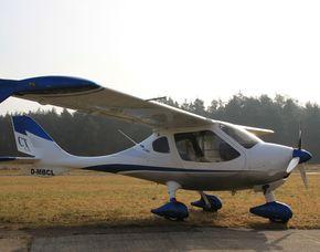 Flugzeug-Rundflug - Ultraleichtflugzeug - 60 Minuten Ultraleichtflugzeug - 60 Minuten