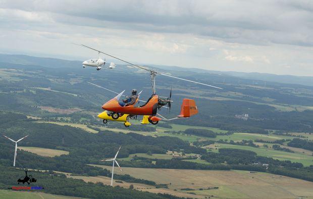 tragschrauber-rundflug-wuerselen-flughoehe