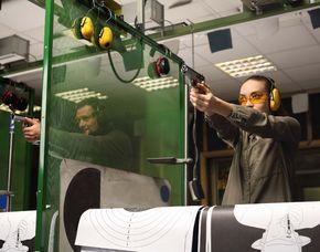 Schießtraining - Gewehre & Handfeuerwaffen - Bochum Schießtraining mit Pistolen und Gewehren, 2 Stunden