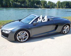 Audi R8 V10 Spyder - 80 Minuten Audi R8 V10 Spyder - Ca. 90 Minuten