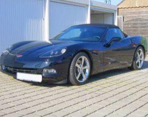 Corvette selber fahren - Corvette Cabrio - 3 Stunden ohne Instruktor Corvette Cabrio - 3 Stunden ohne Instruktor