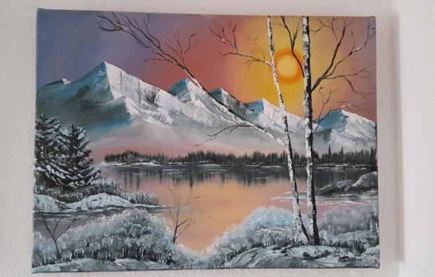 bob-ross-malkurs-schifferstadt-malerei